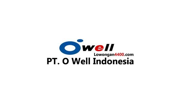 Lowongan Kerja PT. O Well Indonesia Delta Silicon Cikarang