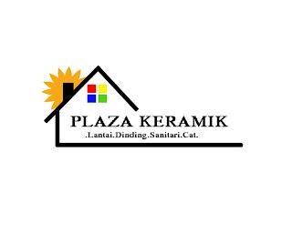 PLAZA KERAMIK Logo