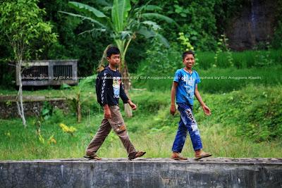 Pemuda Kampung Naga