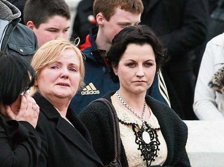 La data dei funerali di Dolores O'Riordan e della causa della morte della cantante dei Cranberries