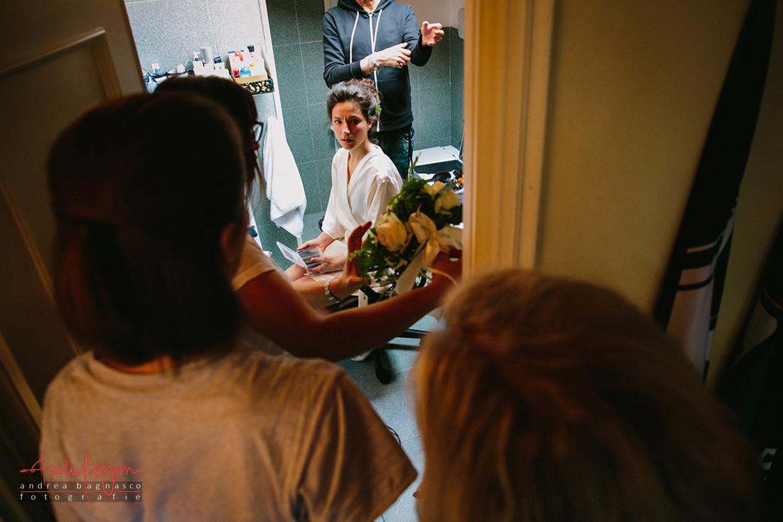 bouquet sposa matrimonio Torino