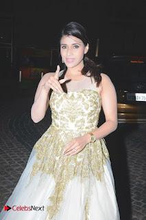Actress Mannara Chopra Pictures at Britannia Filmfare Awards 2016  0005