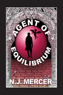 Books, List, 2017, To Read, Agent of Equilibrium, NJ Mercer, The Writing Greyhound, Lorna Holland
