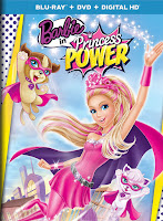 Barbie in Princess Power (2015) BluRay 720p - Subtitle Indonesia