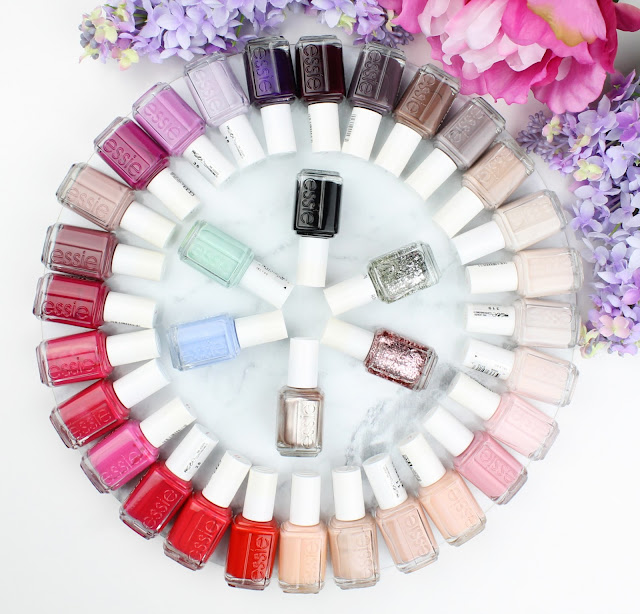 Essie Polish nail polish varnish collection review