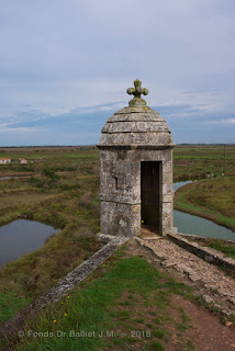 Place forte de Brouage - Guérite