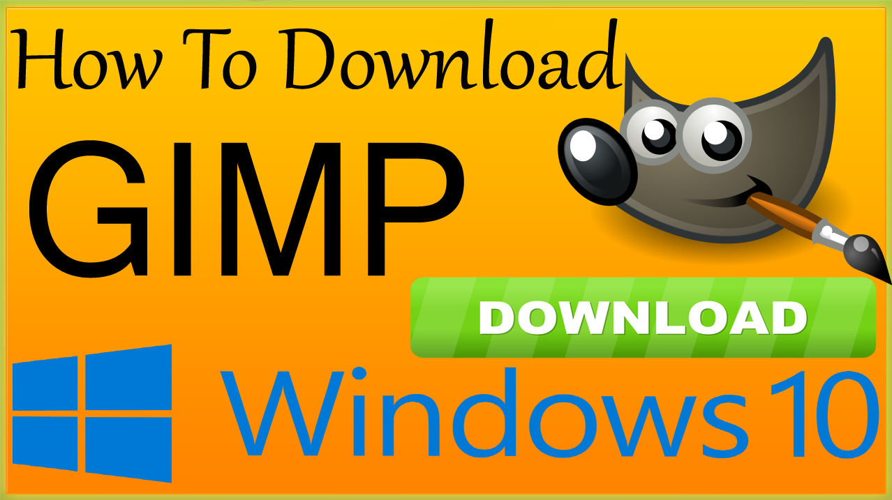 gimp download windows 7