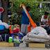 Desalojan a venezolanos que vivían en Terminal de Barranquilla
