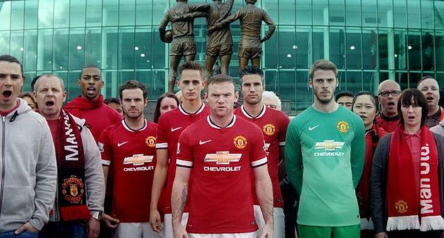 Nike rechazó al United en menos de una hora