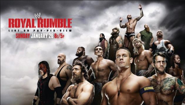 royal rumble 2017 results