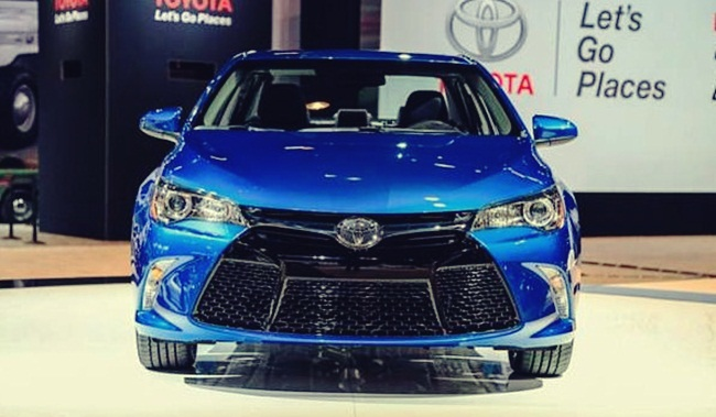 2017 Camry Special Edition Specs Features And Specifications