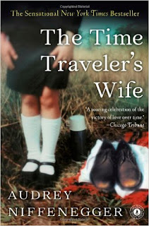 https://www.amazon.com/Time-Travelers-Wife-Audrey-Niffenegger/dp/1476764832/ref=sr_1_2?ie=UTF8&qid=1473113899&sr=8-2&keywords=time+travelers+wife