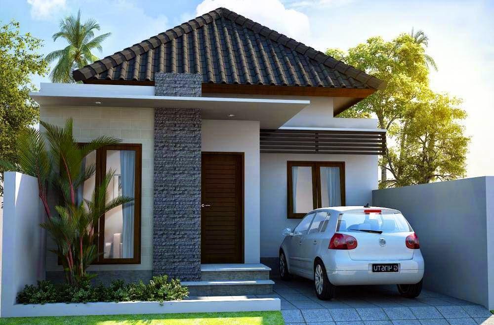 Desain Rumah Mewah Eropa 1 Lantai  desain rumah idaman minimalis satu lantai kaskus