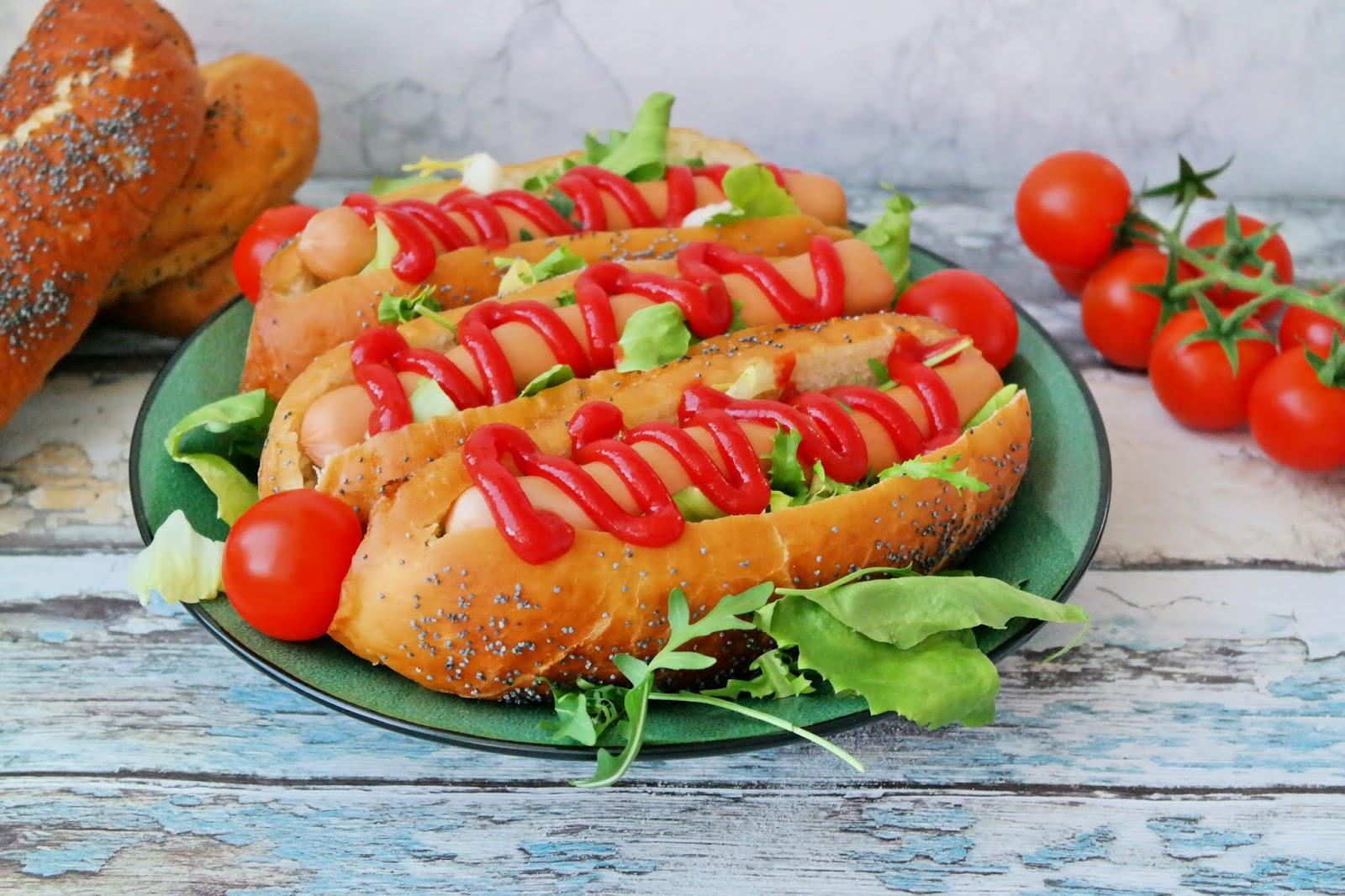 jak zrobić bułki do hot dogów francuskich