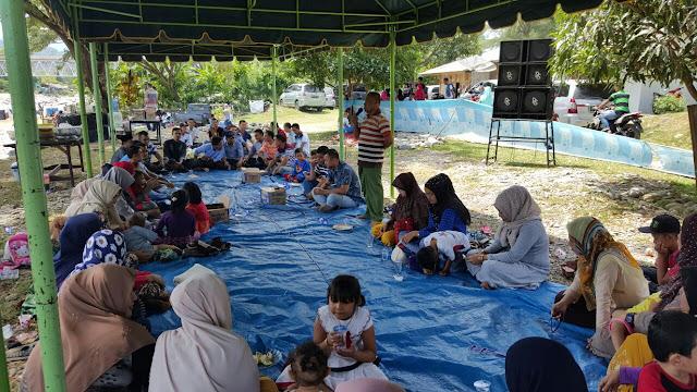 Halal Bihalal Alumni SMAN 1 Labuhan Haji