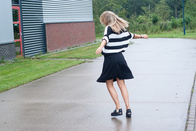 Dance, rain, summer, outfit, fashion