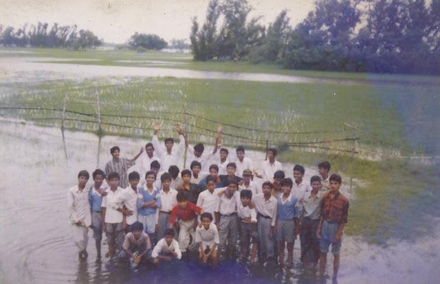 jnv khagaria Floods, 1997