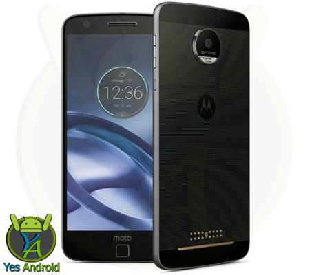 Motorola Moto Z Droid Edition XLTE 32GB XT1650-01 Full Specs Datasheet