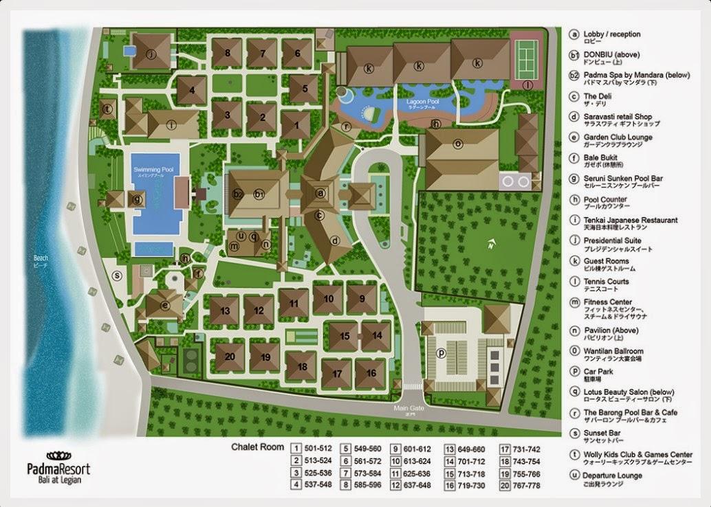 PC Parts and Accessories: Padma Resort Bali at Legian