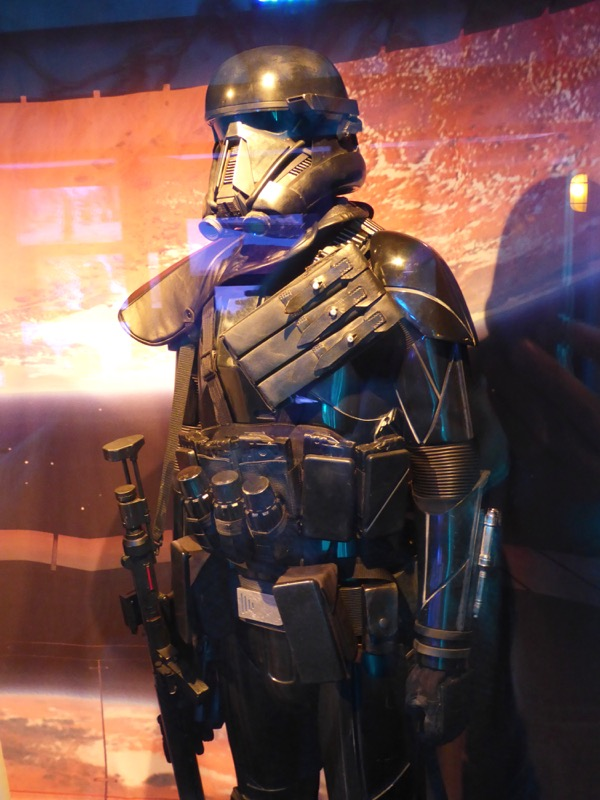 Death Trooper costume Rogue One