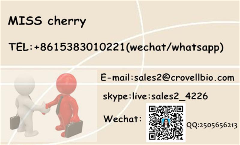 Crovell supply top quality Phenacetin cas 62-44-2 sales2@crovellbio com