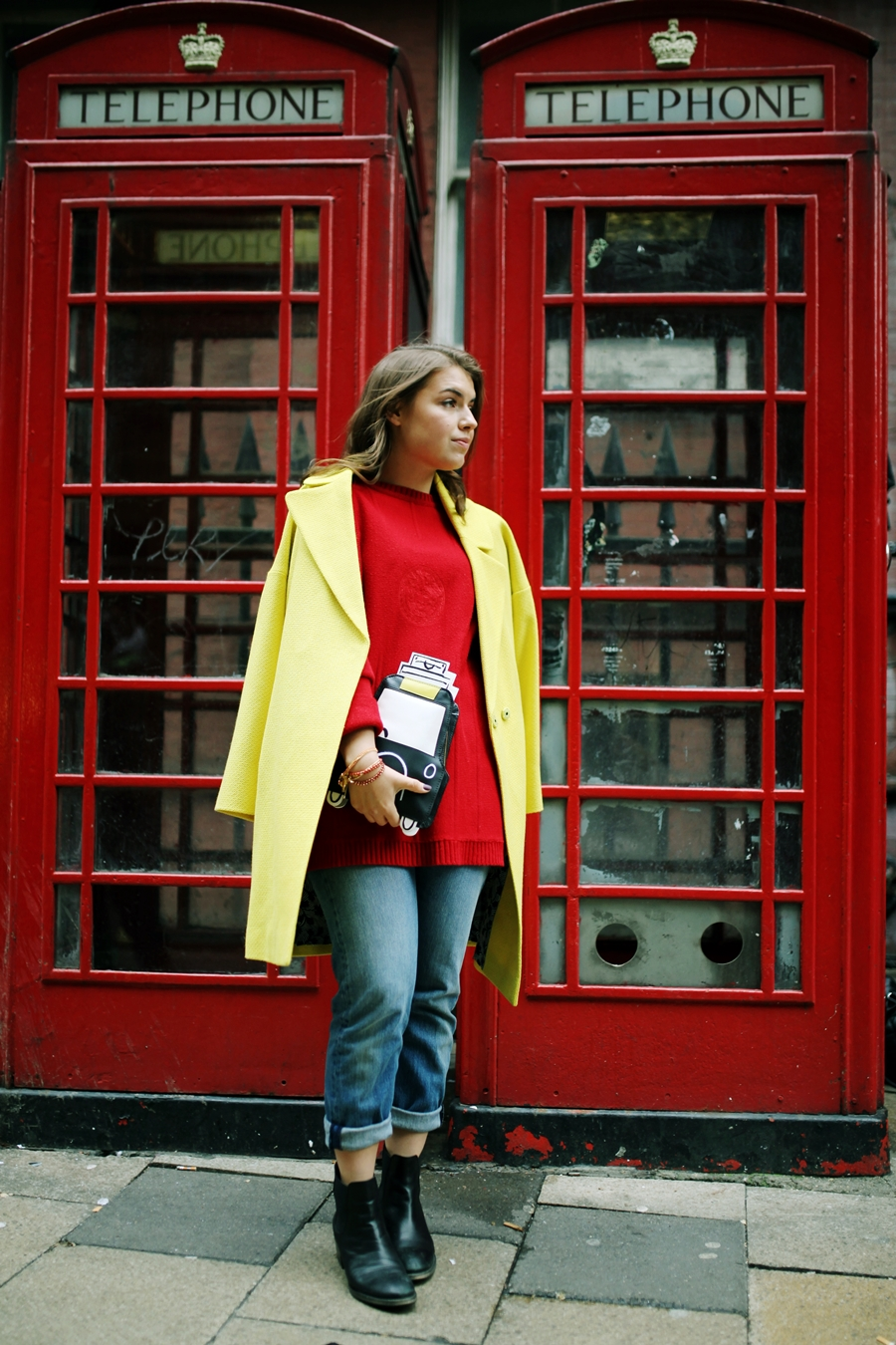 london telefon zelle fashion week
