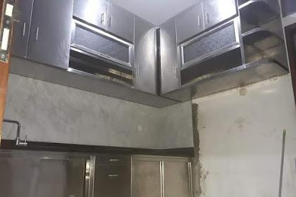 Memasak Lebih Menyenangkan Dengan Kitchen Set Stainless