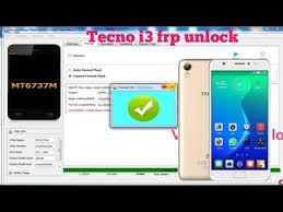 GSM RUMAN TELECOM: Tecno i3 frp Reset File Free Download