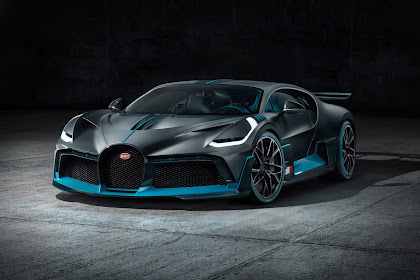 5 Million Euro Hypercar - Bugatti Divo