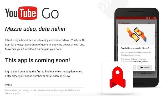 【好app介紹】Google 推出 《 Youtube Go 》 下載影片無難度