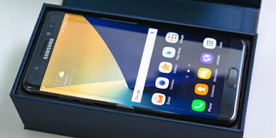 Demi keselamatan konsumen, Penjualan pre-order Galaxy Note7 dihentikan
