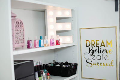 Beauty Room tour !