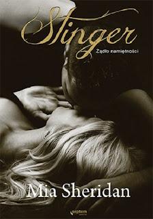 """#107 Recenzja książki """"Stinger. Żądło namiętności"""" Mia Sheridan"""