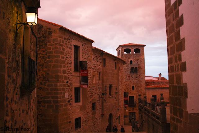Razones por las que ir a Extremadura: 3. El Casco Antiguo de Cáceres