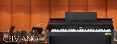 Đàn Piano Điện Casio Celviano AP-700 hiện nay giá bao nhiêu
