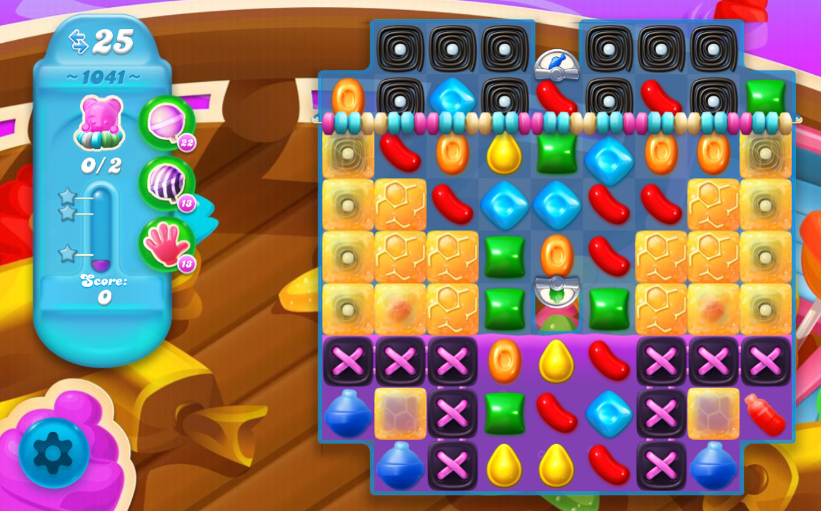 Candy Crush Soda Saga 1041