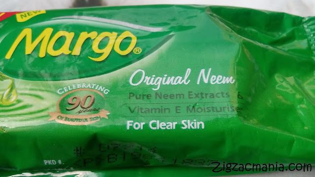 Margo Original Neem Bathing Soap: Price, packaging, online availabity