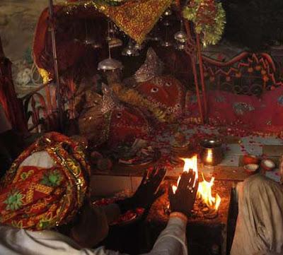 hindu goddess hinglaj mata