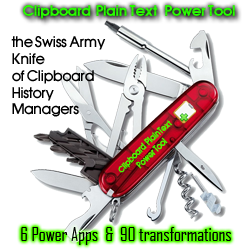 Clipboard Power Tool - Get it Now!