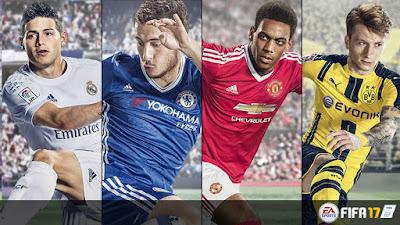 חדשות FIFA 17 מ-Gamescom - סרטונים ואגדות לרוב