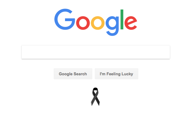 What Does The Black Ribbon Mean On Google Empire Bbk