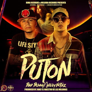 Bad Bunny Ft. Willy Notez - Puton