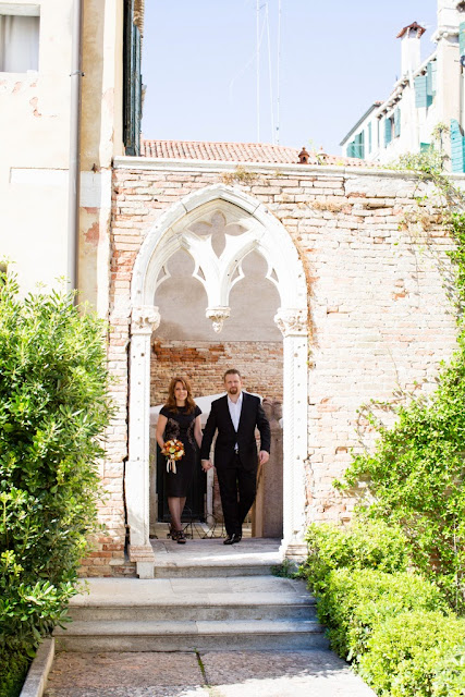 Reneval Wedding Vows Venice Italy
