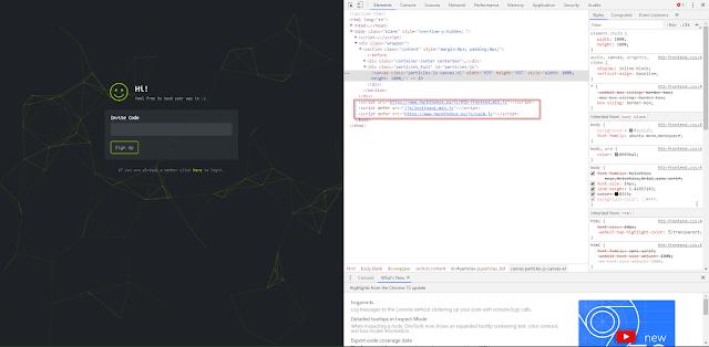 HackTheBox Get Invite Code in 5 mins Walkthrough