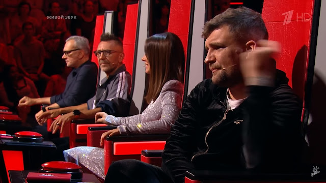 Наставники шоу «Голос» не повернулись из-за песни Дианы Арбениной