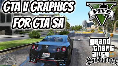 GTA V Graphics For GTA San Free Download