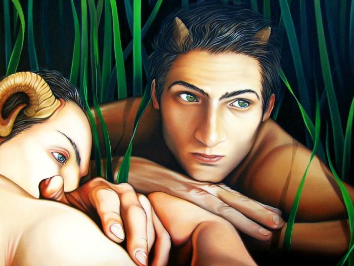 Современные художники Аргентины. Gabriel Perrone 17