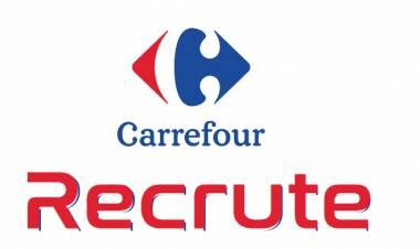 شركة كارفور تنتدب مجموعة من الإطارات والعملة