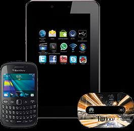 Globe Tattoo tablet revolution, affordable gadgets bundles in one plan