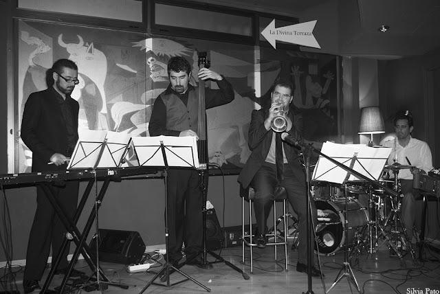 Jazz en La Divina Comedia por Silvia Pato